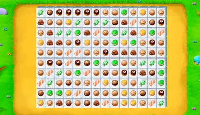 Candy Mahjong - Screenshot