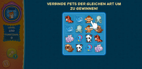 Pet Connect - Screenshot
