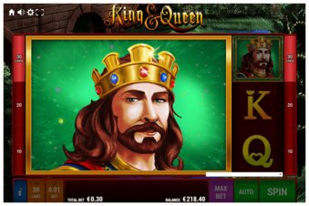King and Queen - Screenshot