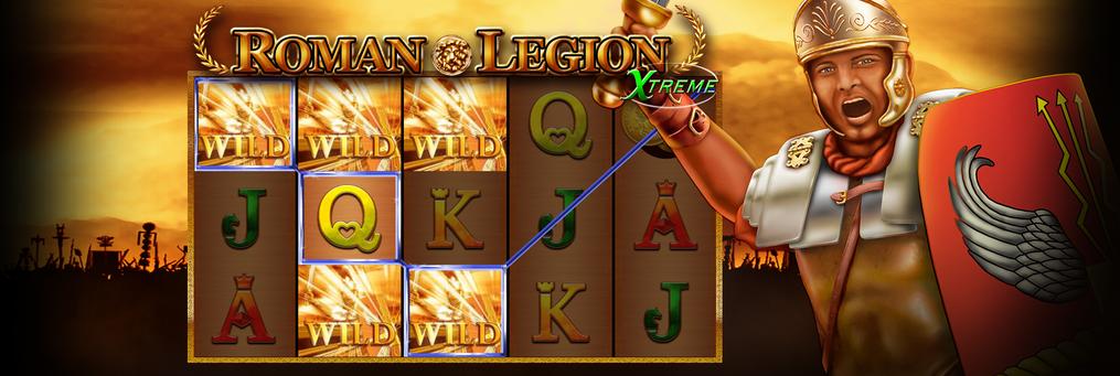 Roman Legion Extreme - Presenter