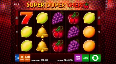 Super Duper Cherry - Screenshot