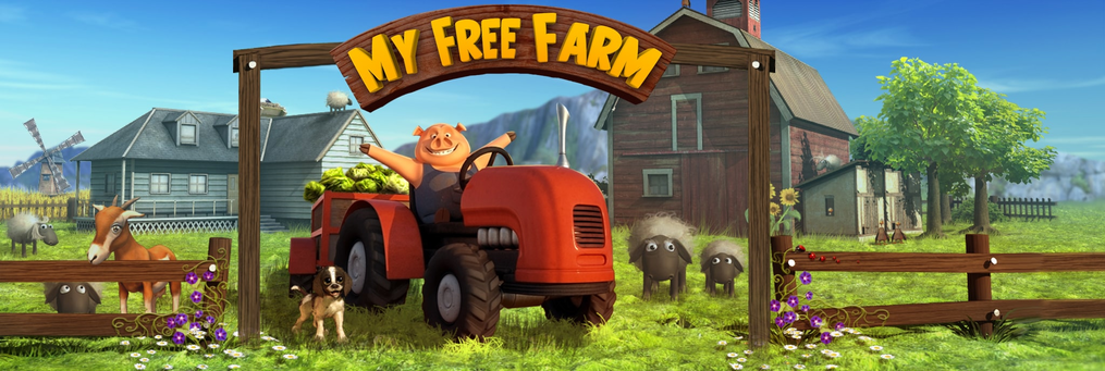 My Free Farm - Presenter