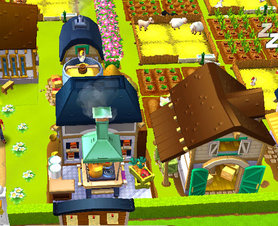 My Free Farm 2 - Screenshot