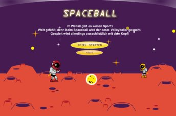Spaceball - Screenshot