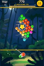 Bubble Spin - Screenshot