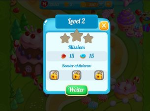 Cookie Crush 3 - Screenshot