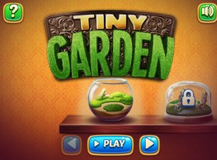 Tiny Garden - Screenshot