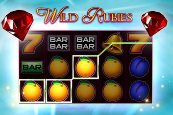 Veras Wild Rubies - Screenshot