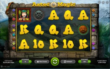 Aztec Magic - Screenshot