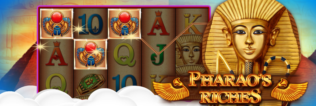 Veras Pharaos Riches - Presenter