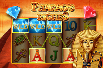 Veras Pharaos Riches - Screenshot