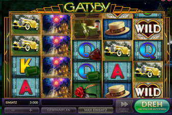 Veras Gatsby - Screenshot