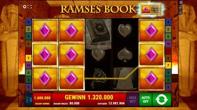 Veras Ramses Book - Screenshot