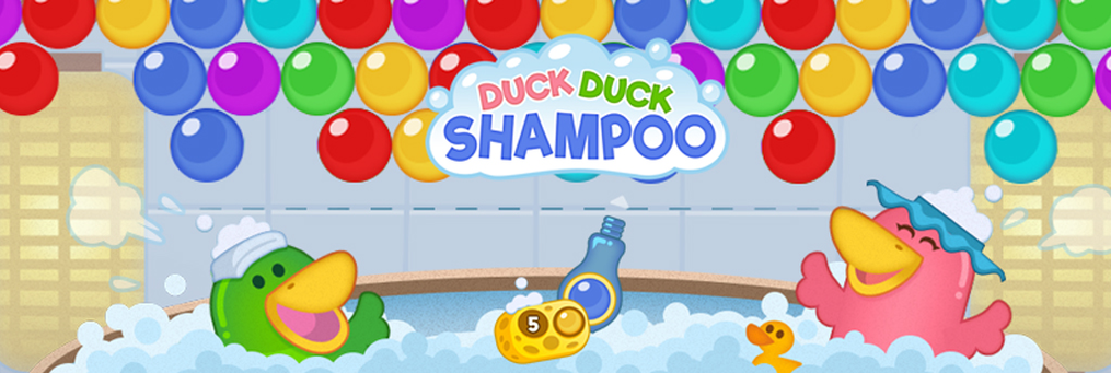 Duck Duck Shampoo - Presenter
