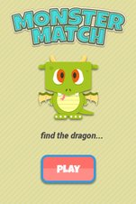 Monster Match - Screenshot