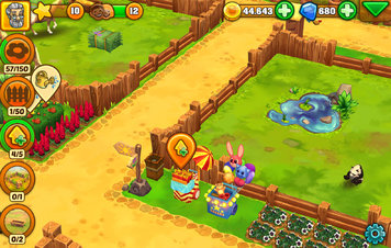 Zoo 2: Animal Park - Screenshot