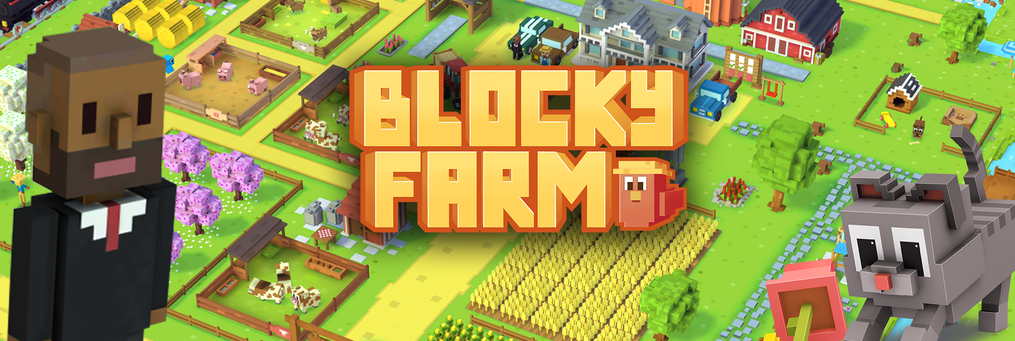 Blocky Farm - Presenter