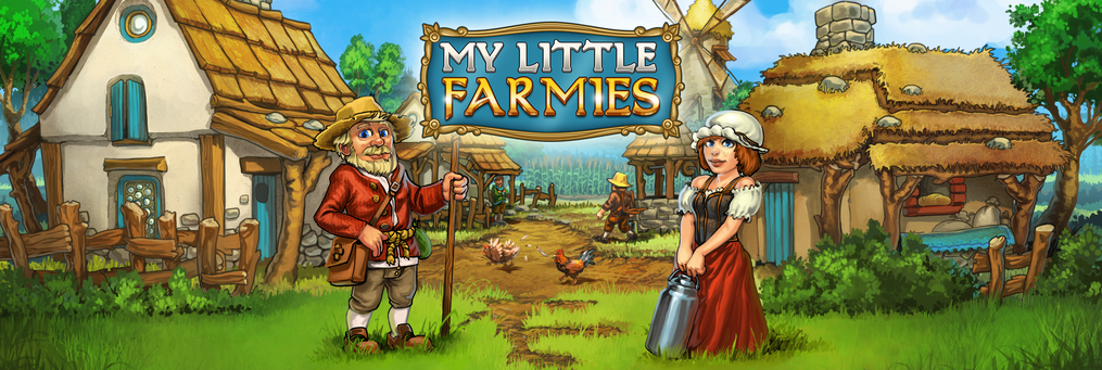 My Little Farmies - Presenter