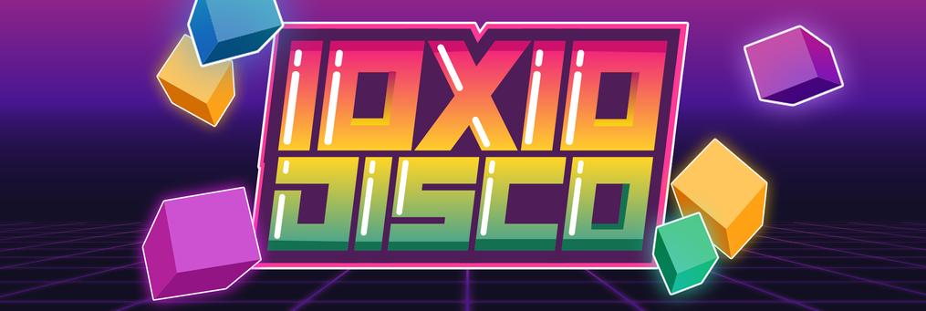 10x10 Disco - Presenter