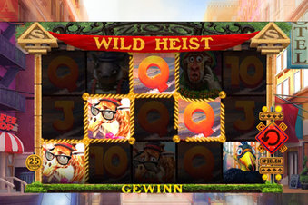 Veras Wild Heist - Screenshot