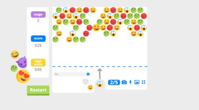 Emoji Bubble - Screenshot