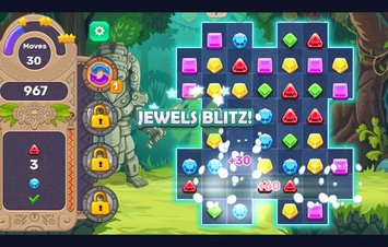 Jewels Blitz 4 - Screenshot
