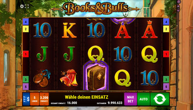 Veras Books and Bulls - Screenshot