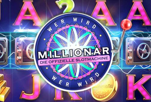Wer wird Millionär? Slots