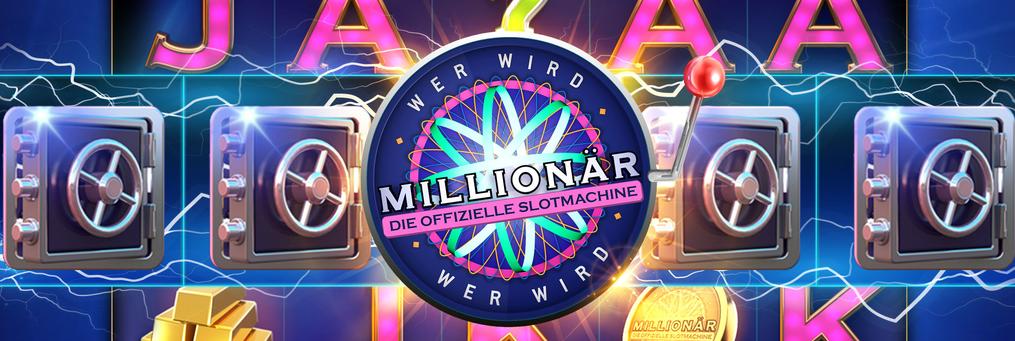 Wer wird Millionär? Slots - Presenter