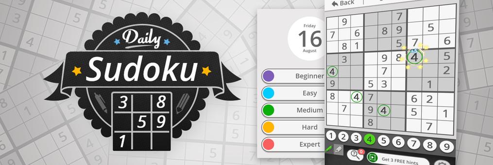 Daily Sudoku 2 - Presenter