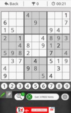 Daily Sudoku 2 - Screenshot