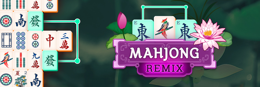 Mahjong Remix - Presenter