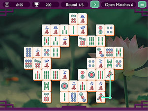 Mahjong Remix - Screenshot