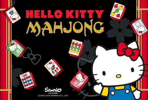 Hello Kitty Mahjong