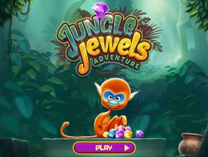 Jungle Jewels - Screenshot
