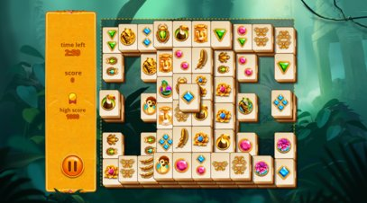 Mahjong Journey - Screenshot