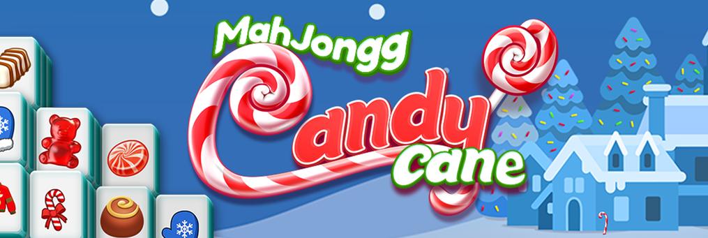 Mahjongg Candy Cane - Presenter