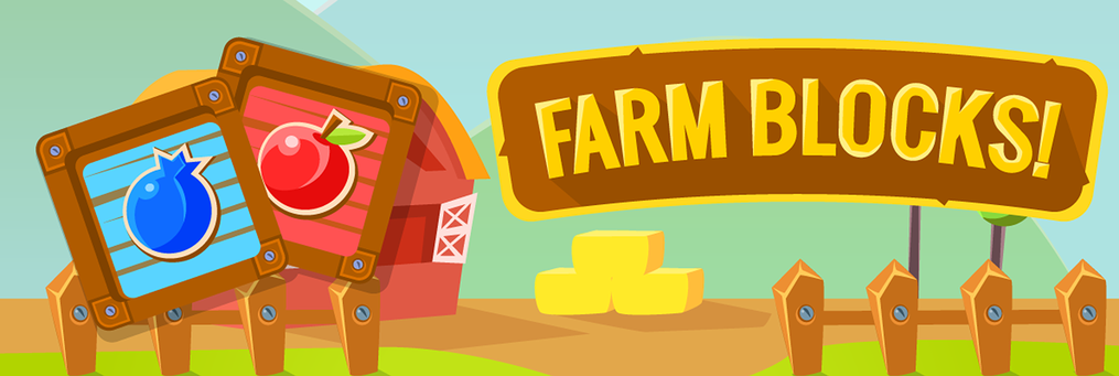 10x10 Farm Blocks - Presenter
