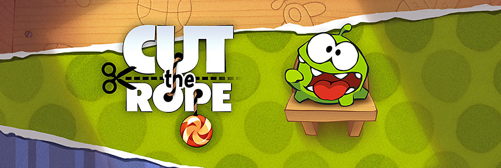 Cut The Rope - Presenter