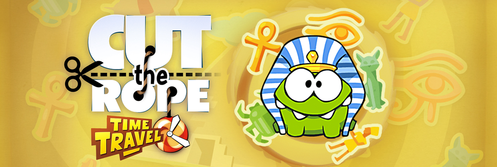 Cut The Rope Time Travel - Presenter