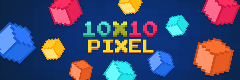 10x10 Pixel - Presenter