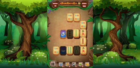 Mahjong Quest Mania - Screenshot