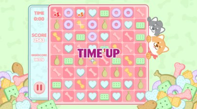 Doggy Puzzle - Screenshot