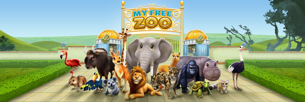 My Free Zoo - Presenter