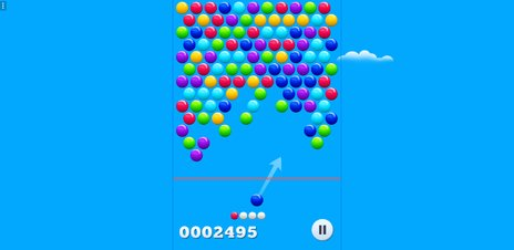 Smarty Bubbles - Screenshot