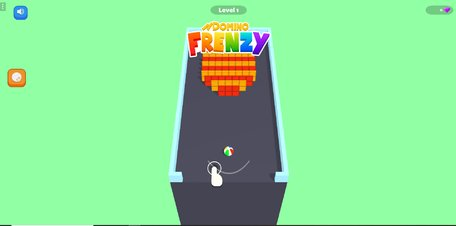 Domino Frenzy - Screenshot