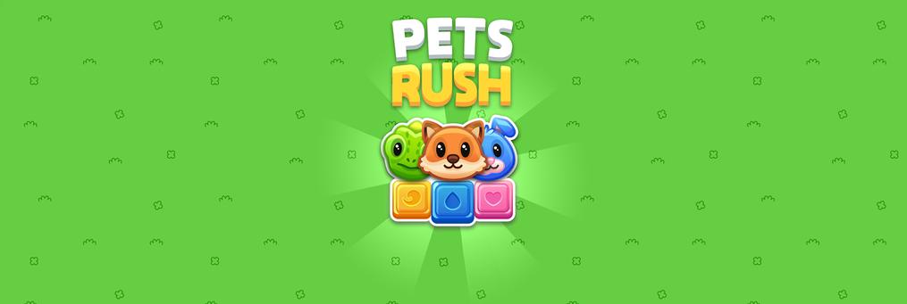Pets Rush - Presenter