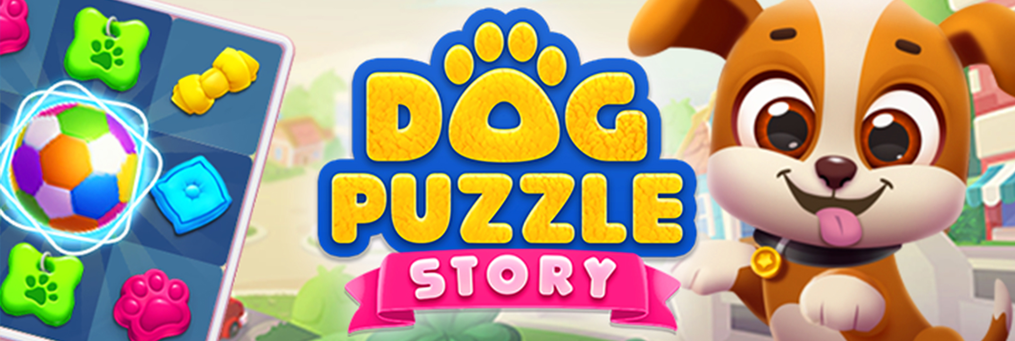 Dog Puzzle Story - Presenter