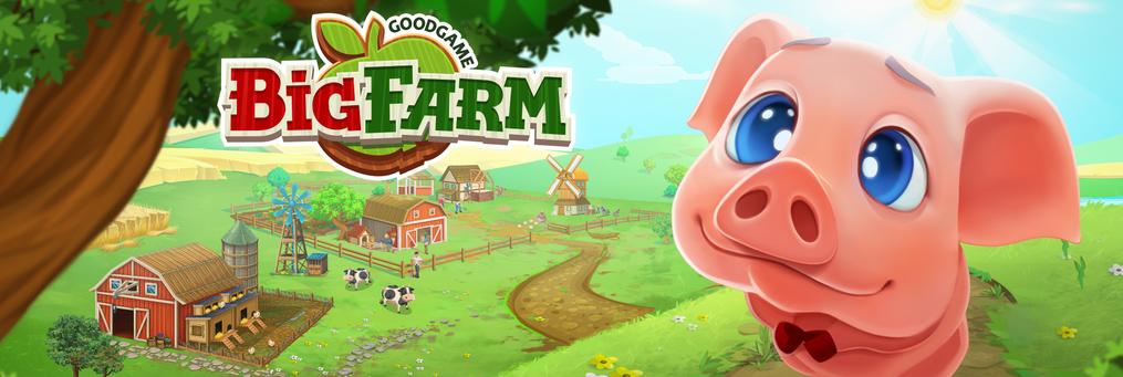 Big Farm - Presenter