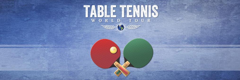 Table Tennis World Tour - Presenter